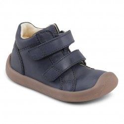The Walk Velcro - Navy WS